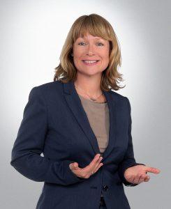 Resilienz-Trainerin Sandra Bethäuser